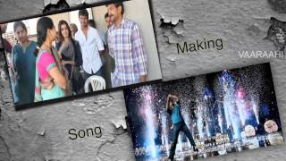 Before n After - Eega Movie Making