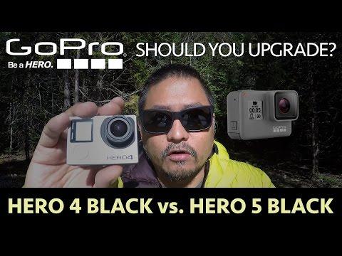 GoPro Hero 5 vs. Hero 4: Should You Upgrade?