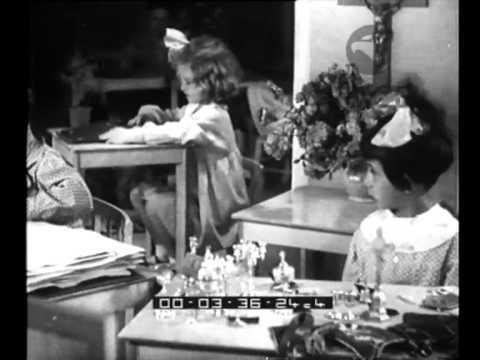 Il metodo Montessori presso la Regia Scuola Magistrale Montessori.