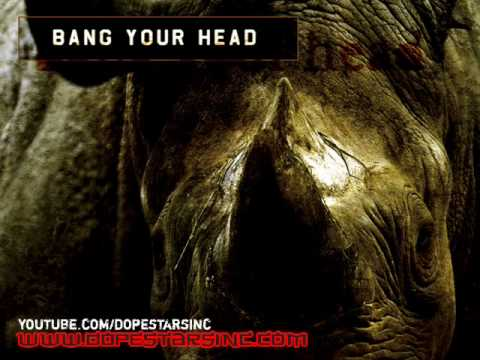 Dope Stars Inc. - Bang Your Head  (HQ + Lyrics + Artwork)