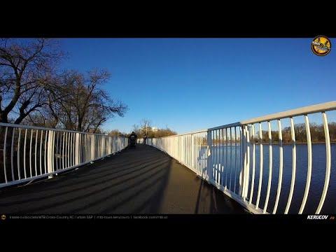 Montaj video: Cu bicicleta prin Bucuresti: Parcul Carol I - Parcul Bordei - Parcul Regele Mihai I