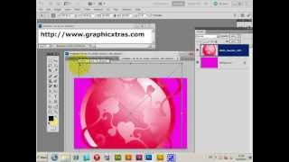 PDF Vector designs: creating patterns in Photoshop (CS5 CS4 CS3 CS2 etc) tutorial (hearts)