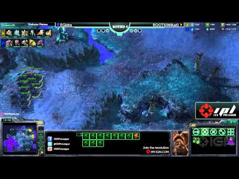 IPL: Grand Finals- EGIdra vs ROOTKiWiKaKi- Game 4