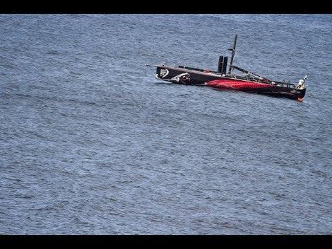 PUMA kills time - Volvo Ocean Race 2011-12