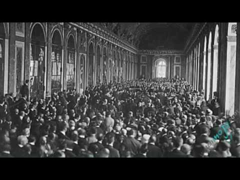 1919 - Treaty of Versailles