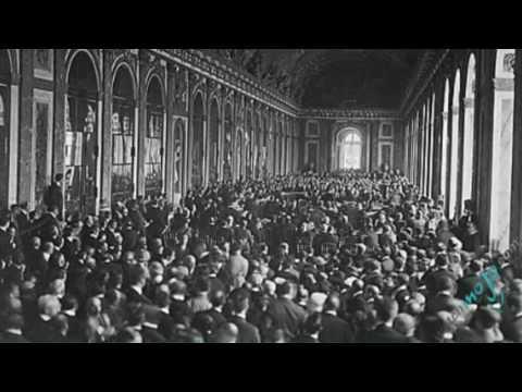 1919 - Treaty of Versailles