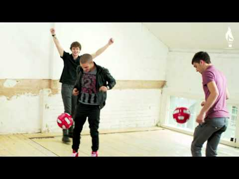 The Wanted: Coca-Cola Future Flames Olympic Challenge 3