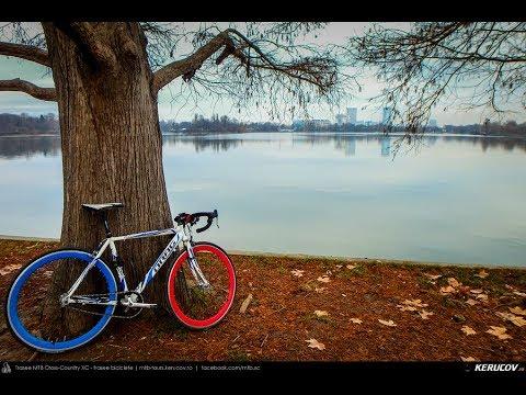 VIDEOCLIP Cu bicicleta prin Bucuresti: Calea Victoriei, Parcul Regele Mihai I, Pantelimon, Piata Unirii