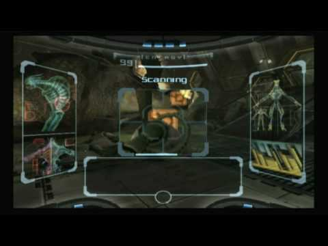 CGR Undertow - METROID PRIME for Nintendo GameCube Video Game Review