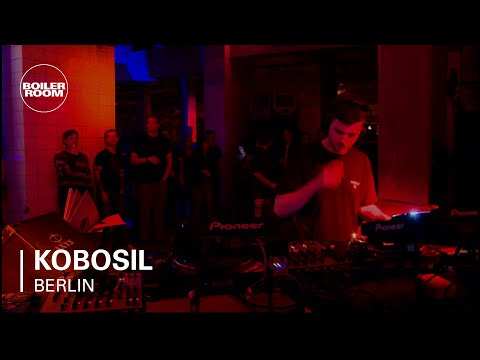 Kobosil Boiler Room Berlin DJ Set - brtvofficial