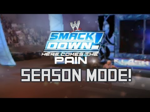 WWE HCTP Season Mode - Ft. Goldberg - FIRST 2 FULL MONTHS LIVE!