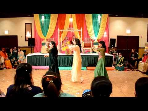 Shani Mehndi Dance 2