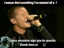 Somewhere I Belong 2 in 1 -Linkin Park- Sub (Ing-Esp)