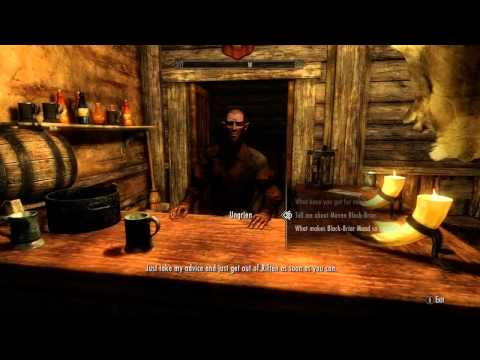 Skyrim Glitch: How to Increase your Speech Skill FAST! (How to get your Speech Skill to Level 100)