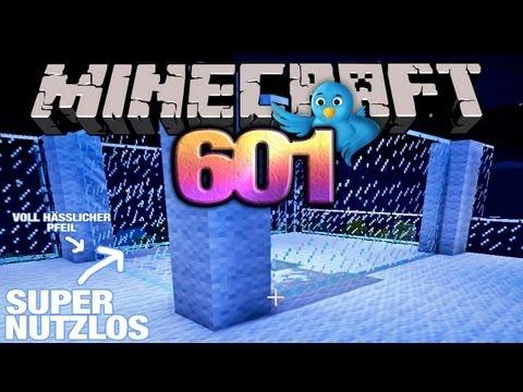 Let's Play Minecraft #601 [Deutsch] [HD] - Ein super nutzloser Raum