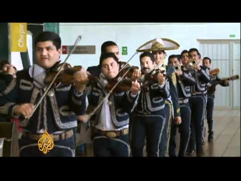 Mexico pushes for Mariachi recognition