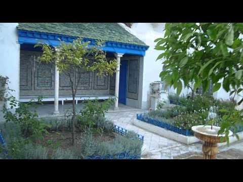 Palais Ennajma Ezzahra (by Omar Fakhfekh)