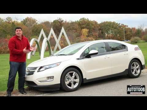 Game Changer! - 2011 Chevrolet Volt Review