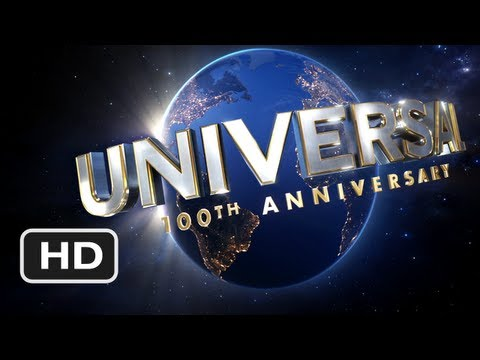 New Universal Logo - Logo's Through Time - 100th Anniversary (2012) HD