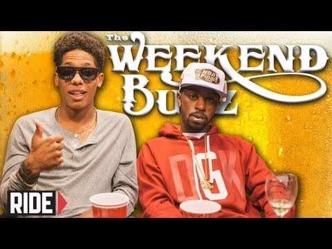Keelan Dadd & Boo Johnson: Ratchets, Lil Wayne, Cheeks & Neen! Weekend Buzz ep. 58