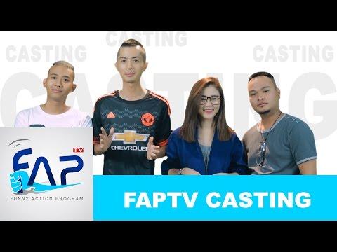 [FAP TV ] Thông Báo Tuyển Diễn Viên 2016