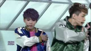 슈퍼주니어 M (Super junior M) [Break Dowrn] @SBS Inkigayo 인기가요 20130203
