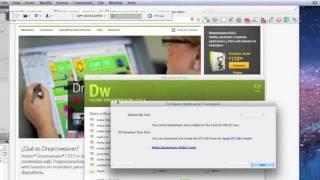 Videotutorial: Cómo crear una app móvil con Phonegap y Dreamwaver CS5.5