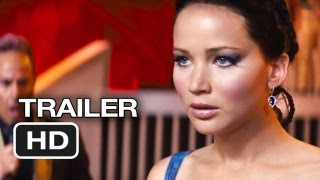 The Hunger Games: Catching Fire Official Theatrical Trailer (2013) HD
