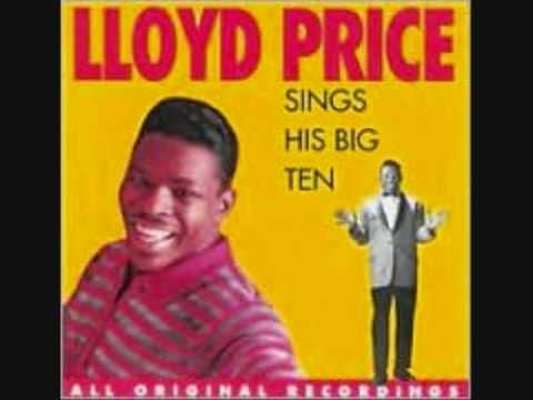 Personality       Lloyd Price