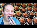 НОВЫЕ ПРАВИЛА ШКОЛЫ. Валя ест 25 шоколадных кексов. Valentina OK LifeinUSA (жизнь в США)