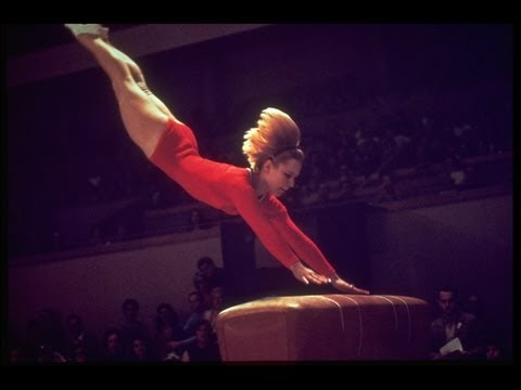 Czech Gymnastics Icon Vera Calavska - A National Hero | Mexico 1968 Olympics
