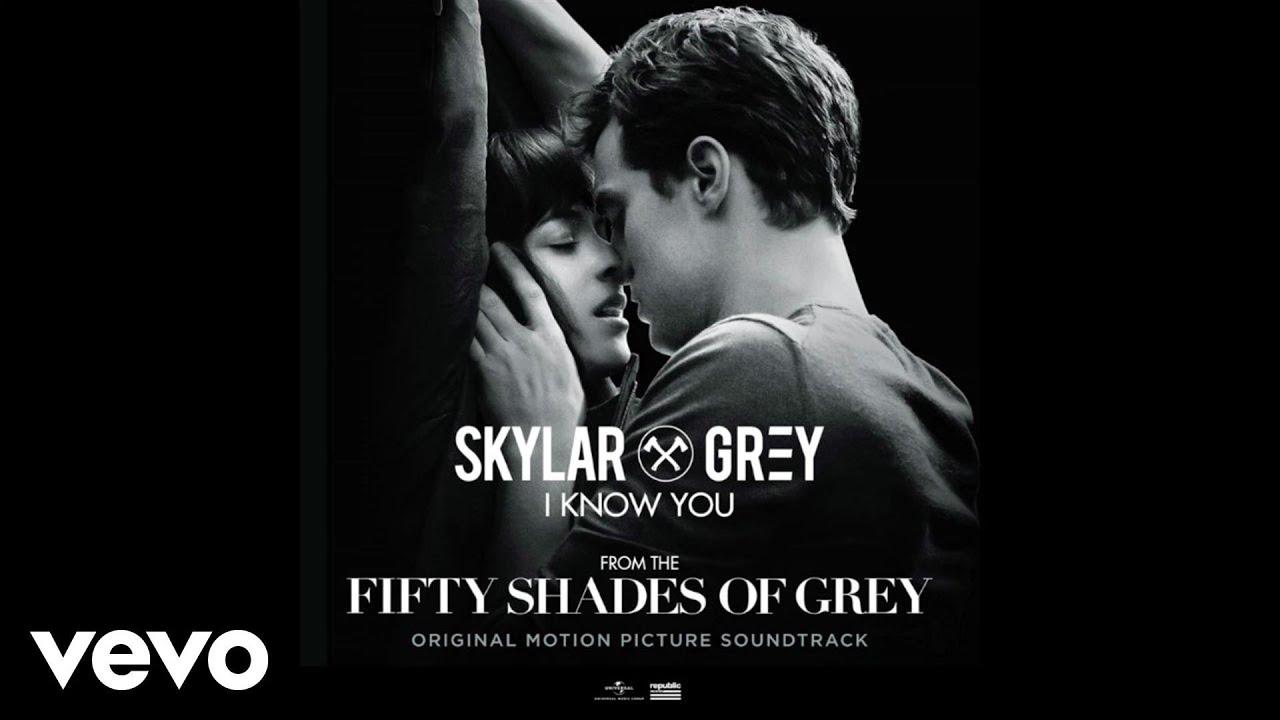 Skylar Grey - I Know You (Fifty Shades Of Grey) (Lyric Video)