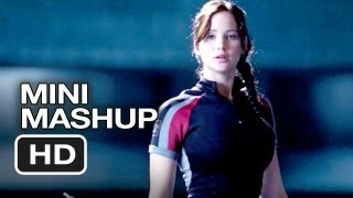 The Hunger Games Mini Mashup HD 2012
