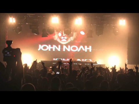 John Noah Live at Oliver Heldens in Bratislava 201