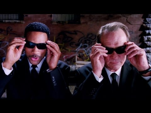 MEN IN BLACK 3 Trailer 2012