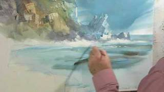 Painting with Acrylics with Arnold Lowrey