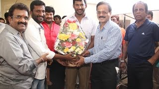 Watch Vishal and Director Suseenthiran Red Pix tv Kollywood News 05/Mar/2015 online