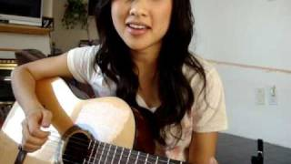 Andrea An - Replay (English) Acoustic Cover by SHINee
