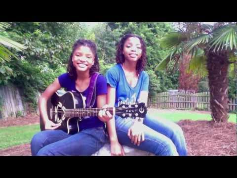We Are Never Ever Getting Back Together COVER @chloeandhalle