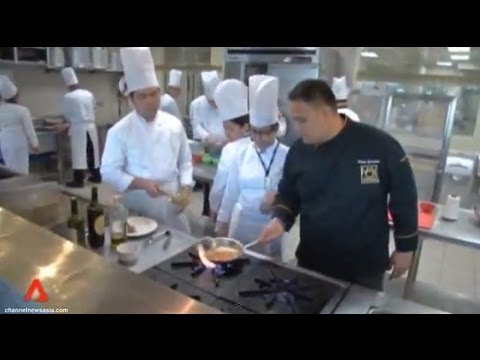 Filipinos turn to culinary skills for better-paying jobs overseas