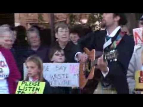 Incinerator protest song - It Was Madness by Ro J