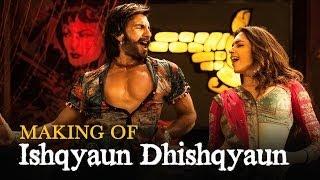 Ishqyaun Dhishqyaun Song Making - Ram-leela