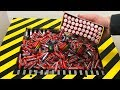 EXPERIMENT Shredding 1000 BATTERIES