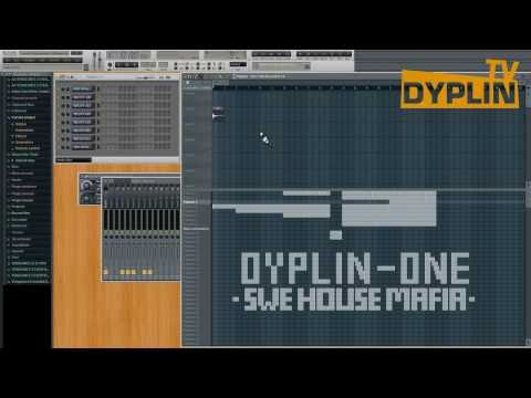 FL STUDIO TUTURIAL - [ Swedish House Mafia - One ] + .flp download