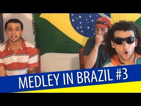 MEDLEY IN BRAZIL #3 - Funk Carioca for Gringos