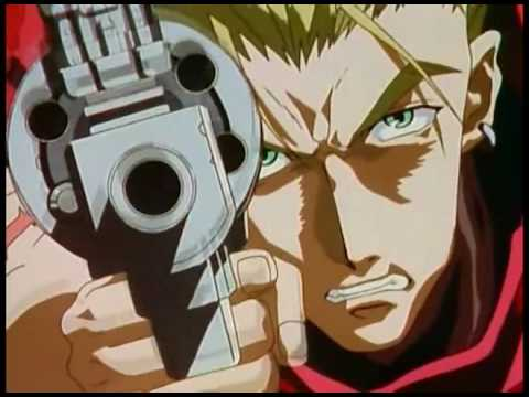 Toonami Aftermath - Trigun Opening