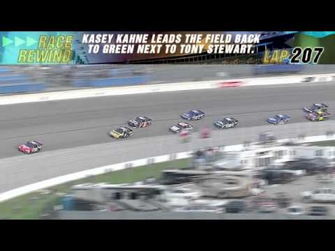 2011 AAA Texas 500 Race Rewind