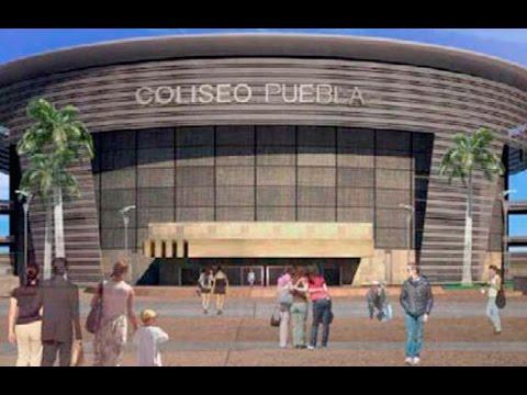 El Coliseo de Puebla