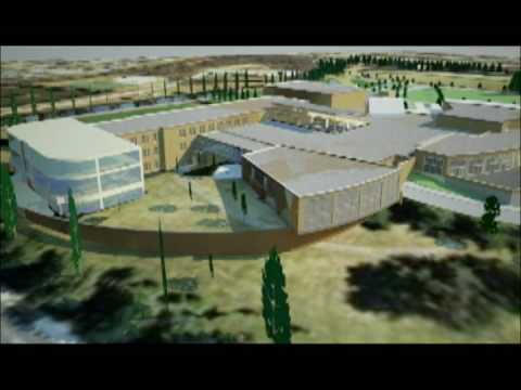 Master Facility Plan animation 2009