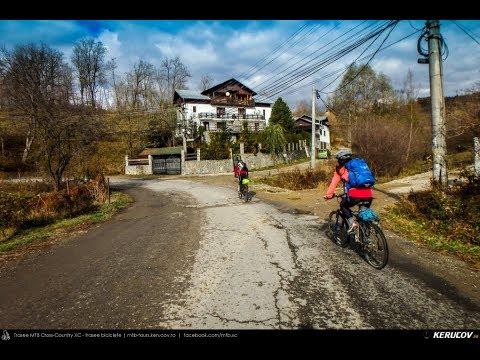 VIDEOCLIP Traseu SSP Breaza - Valea Tarsei - Adunati - Ocina de Jos - Izvoru - Provita de Jos - Poiana Campina